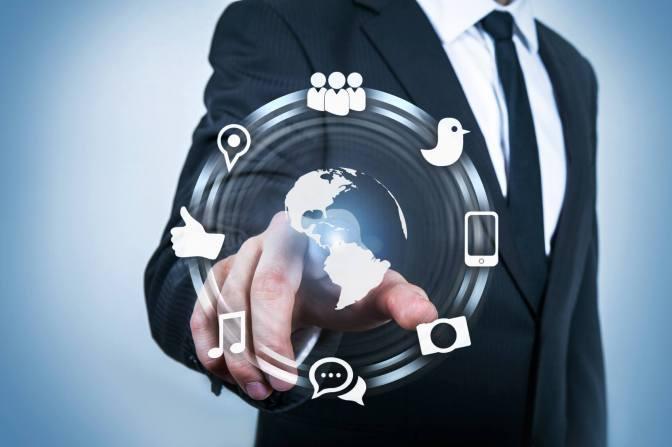 How do you market your event through Social Media?