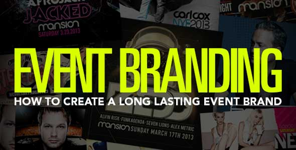Corporate Event Branding – Get It Right