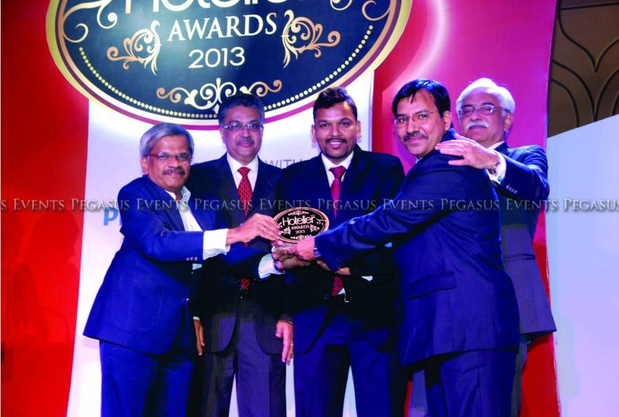 The 5th Annual Hotelier India Awards, executed by Pegasus Events Pvt Ltd