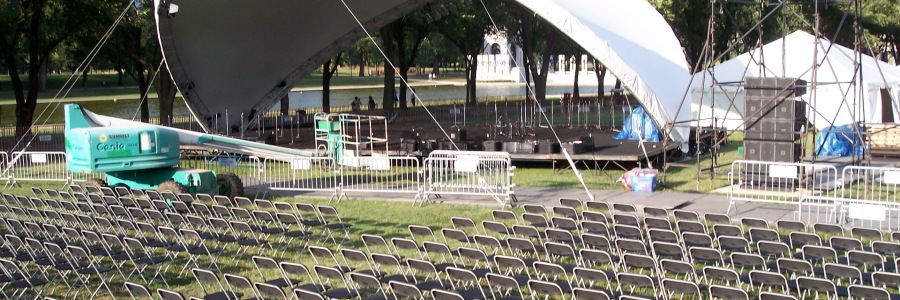 6 Steps for Planning an Outdoor Event