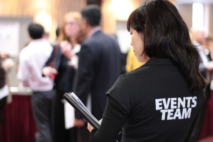 Why You Need To Treat Your Event Staff As Well As Your Attendees